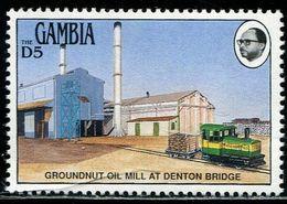 AE0222 Ghana 1994 Factory Train 1V MNH - Ghana (1957-...)