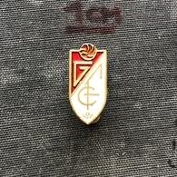 Badge Pin ZN008551 - Football (Soccer Calcio) Spain GCF Granada - Football