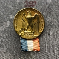 Badge Pin ZN008556 - Sokol Yugoslavia (Jugoslavija) Bulgaria Sofia (Sofija) 1935 - Sin Clasificación