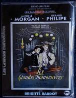 Les Grandes Manœuvres - Film De René Clair - Gérard Philippe / Michèle Morgan / Brigitte Bardot . - Comédie