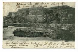 Monument Rock - Paterson, N.J. - Circulé 1906 - Paterson