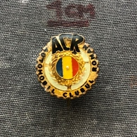 Badge Pin ZN008578 - Automobile (Car) ACR Romania Auto Klub - Badges