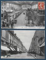 TOURS - 2 Cartes - Tours