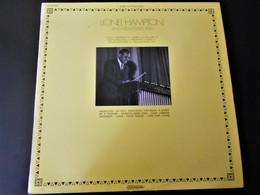 Disque 33 Tours Jazz LIONEL HAMPTON And His Allstars 1956 - Année 1976 - Jazz