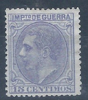 ESNE6-L2694TCFR.Espagne.Spain.ALFONSO  Xll .1879.(Ed NE 6) Sin Goma.MUY BONITO - Familias Reales