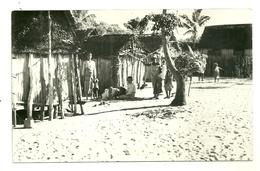 MANANJARY TANAMBAO CARTE PHOTO PAYS ANTAMBAHOAKA TYPES ETHNIE MADAGASCAR - Madagascar