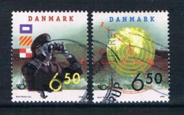 Dänemark 1998 Mi.Nr. 1186/87 Gestempelt - Dänemark