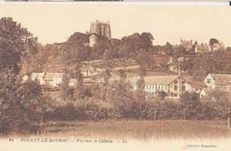 Nogent Le Rotrou    419       Vue Vers Le Château - Nogent Le Rotrou