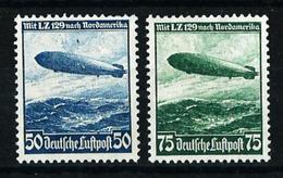 Alemania Imperio Nº A-55/6 Nuevo* - Airmail