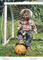 MECKI Sport Fussball Tor Goal - Mecki