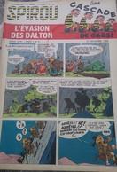 Spirou N° 1076 Du 27 Novembre 1958 : Spirou, Timour, La Patrouille Des Castors, Lucky Luke... - Spirou Magazine