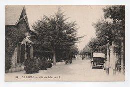 - CPA LA BAULE (44) - Allée Des Lilas - Editions Lévy N° 98 - - La Baule-Escoublac