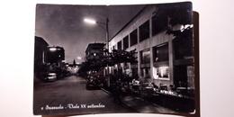 Sassuolo (Modena) - Viale XX Settembre - Ristorante - Notturno - Auto, Car - 1955 - Italie