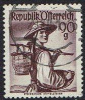 Österreich. 1948, MiNr 909, Gestempelt - 1945-.... 2. Republik
