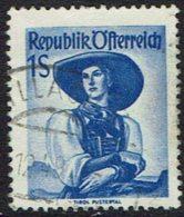 Österreich. 1948, MiNr 910, Gestempelt - 1945-.... 2. Republik