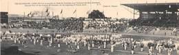 JEUX OLYPIQUES PARIS 1924 - VIII E  OLYMPIADE STADE DE COLOMBE - Esgrima