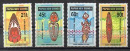 PAPOUASIE NOUVELLE GUINEE  Timbres Neufs ** De 1992  ( Ref 556B ) Traditions Art - Papouasie-Nouvelle-Guinée