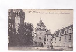CPA DPT 71 ENVIRONS DE MONTCEAU LES MINES, CHATEAU DUPLESSIS - Montceau Les Mines