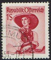 Österreich. 1948, MiNr 911, Gestempelt - 1945-.... 2. Republik