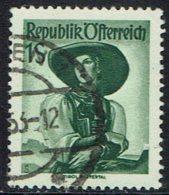 Österreich. 1948, MiNr 912, Gestempelt - 1945-.... 2. Republik