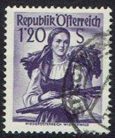 Österreich. 1948, MiNr 913, Gestempelt - 1945-.... 2. Republik