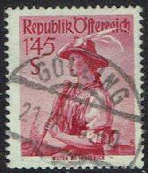 Österreich. 1948, MiNr 915, Gestempelt - 1945-.... 2. Republik