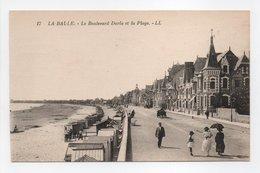 - CPA LA BAULE (44) - Le Boulevard Darlu Et La Plage - Editions Lévy N° 17 - - La Baule-Escoublac