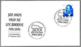 300 Años VILLA DE LOS BARRIOS (1704-2004). Los Barrios, Cadiz, Andalucia, 2004 - Otros