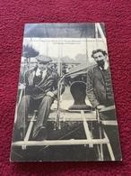 L`AVIATEUR ENGELHARD Offizier De La Marine Allemande NANCY 1910 - Flieger
