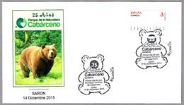 25 Años PARQUE DE CABARCENO - OSO - BEAR. Saron, Cantabria, 2015 - Osos