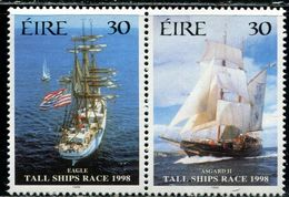 AF0895 Ireland 1998 Marine Ship 2V MNH - Neufs