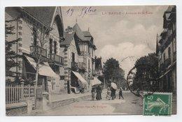 - CPA LA BAULE (44) - Avenue De La Gare 1910 - Collection Fodéré - - La Baule-Escoublac
