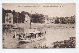 - CPA LE POULIGUEN (44) - Le Fair Laiday Sortant Du Port - Photo A. Bruel 612 - - Le Pouliguen