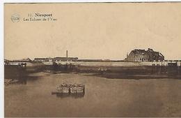 Nieuport: Les écluse De L'Yser - Nieuwpoort