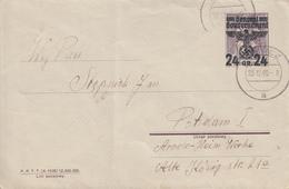 Enveloppe  Entier   Postal    POLOGNE   Occupation  Allemande   1940 - Stamped Stationery