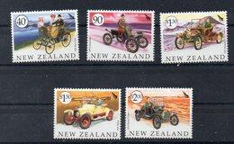NOUVELLE ZELANDE  Timbres Neufs ** De 2003  ( Ref 559A )   Transport  Voitures Anciennes - Nieuw-Zeeland