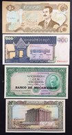 12 Banconote Mondiali  LOTTO 627 - Banconote