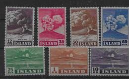 Sello De Islandia Nº Yvert 208/14 ** - 1944-... República