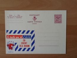 Publibel 2061 La Vache Qui Rit. - Entiers Postaux