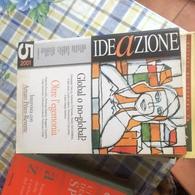 IDEAZIONE RIVISTA POLITICA - Libri, Riviste, Fumetti