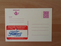 Publibel 2776 N Sealink Jetfoils Oostende-Dover. - Entiers Postaux