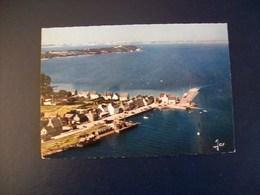 Carte Postale Du Fret: Au Fond, L'Ile Longue - France