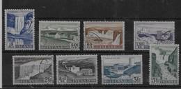 Serie De Islandia Nº Yvert 261/68 O - 1944-... República