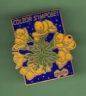 COLZOR S'IMPOSE ! QUINO *** 1030 - Badges