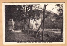 CPA Chantilly- Coye, Chateau De La Reine Blanche Et Maison Des Gardes, Ungel. - Chantilly