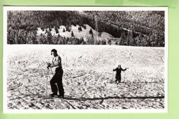 COL De PORTE - Sports D' Hiver - Les SKIEURS - TBE - Ed. La Cigogne - 2 Scans - Other Municipalities
