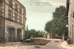 Alixan-    Avenue  De  Romans - France