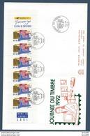 France FDC - Premier Jour - YT N° 2744 - Grand Format - 1992 - FDC