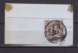 Thurn Und Taxis - 1852/58 - Michel Nr. 9 - Briefst. - Gest. - 25 Euro - Thurn Und Taxis