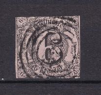 Thurn Und Taxis - 1852/58 - Michel Nr. 9 - Gest. - Thurn Und Taxis